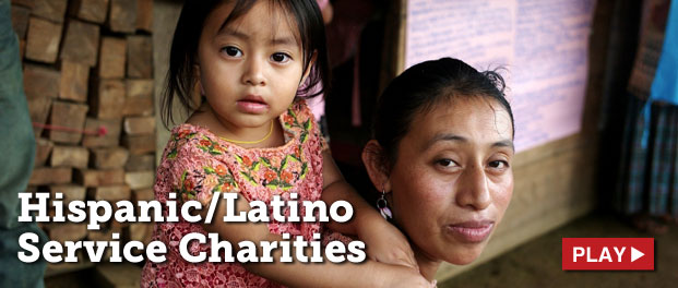 Hispanic & Latino Charities of the U.S. and the Americas